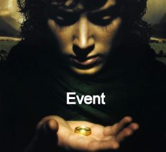 Lord of the Rings is an example of the event story model.