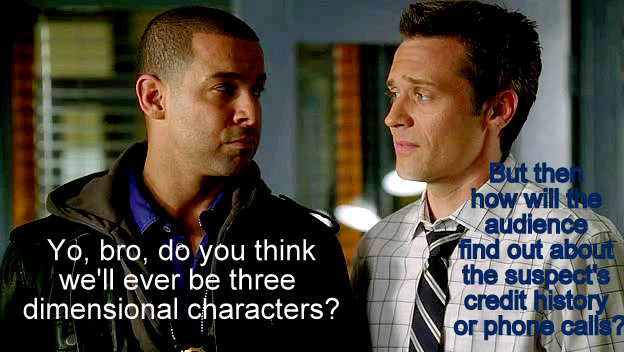 Ryan and Esposito on exposition in dialogue