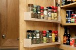 Keep spices fresh by storing them away from light and heat.