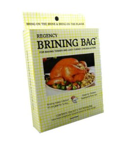 Regency turkey brining bag
