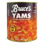 Bruce's Cut Yams