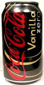 coke zero vanilla