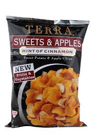 terra sweets and apples