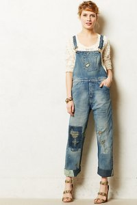 So maybe they're making a comeback, but I haven't seen anyone wear overalls for a decade.  I'm not willing to spend $475 on these, are you?