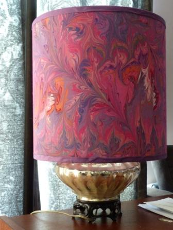 How To Make A Drum Lampshade Lara S Chase